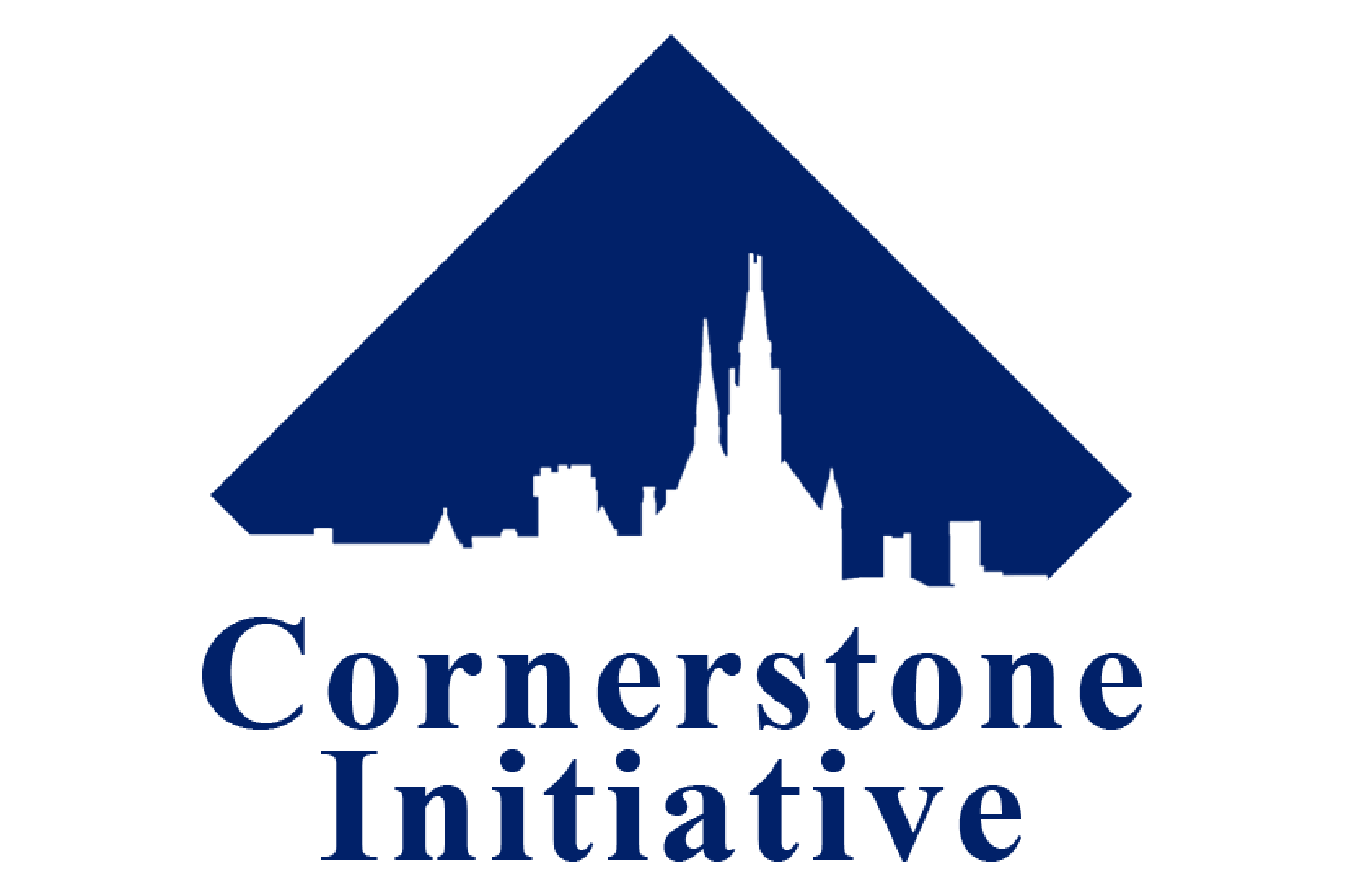 Cornerstone Logo - Welcome Page
